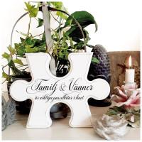Pusselbit - Familj & Vänner