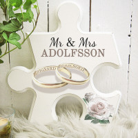 Pusselbit - Mr & Mrs