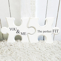 Pusselbitar - You & Me the  perfect fit