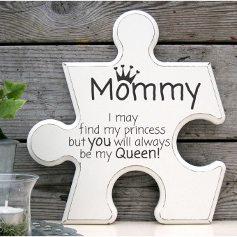 Pusselbit - Mommy